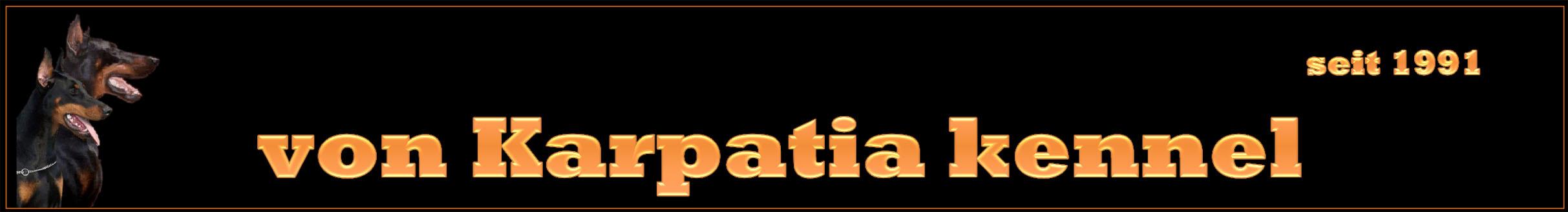 von Karpatia kennel